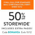 Snapfish - Final Call Sale: 50% Off Storewide (code)! Today Only