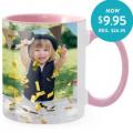 Snapfish - Full Wrap Image Mug $9.95 (code)! Was $26.95