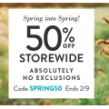 Snapfish - 50% Off Storewide (code)! Today Only