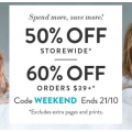 Snapfish - 50% Off Storewide / 60% Off $39+ Orders (code)! Today Only