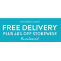 Snapfish - 40% Off Storewide + Free Delivery (code)! Today Only
