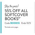 Snapfish - Flash Sale: 55% Off Softcover Photo Books (code)