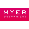 MYER Boxing Day Sale 2019 - Australia's Biggest Stocktake Sale: Up to 70% Off Clearance! In-Store Thurs, 26th December