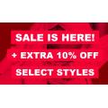 ASOS - Flash Sale: Up to 70% Off Sale Styles + Extra 10% Off (code)