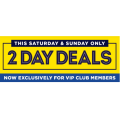 Spotlight - 2 Days Weekend Sale: Up to 95% Off Clearance Items (In-Store & Online)