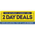 Spotlight - 2 Days Weekend Sale: Up to 90% Off Clearance Items (In-Store & Online)