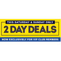 Spotlight - 2 Days Weekend Sale: Up to 85% Off Clearance Items (In-Store & Online)