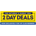 Spotlight - 2 Days Weekend Sale: Up to 80% Off Clearance Items