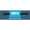 SurfStitch - 1 Days Sale: 50% Off Full-Priced Items - Minimum Spend $150 (code)