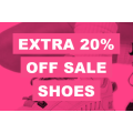 ASOS - 24 Hours Flash Sale: Extra 20% Off Sale Shoes (code)