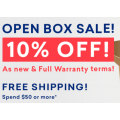 Shopping Express - Open-Box Sale: Extra 10% Off on Up to 55% Off Sale Items [Deals in the Post]