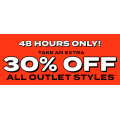 SurfStitch - 48 Hours Flash Sale: Extra 30% Off on Up to 80% Off Clearance Items (code) e.g. ADIDAS Mens Superstar Shoe $78.4 (Was $160) etc.