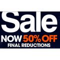 Final Reduction - 50% off all sale items @ Superdry
