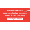 Rebel Sport - Summer Clothing Clearance: Up to 50% Off 1000+ Sale Items & Free Shipping (code)! [Adidas; Puma; Nike; New Balance; Reebok etc.]