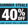 General Pants - 40% Off Summer Essentials (Tees & Dresses)