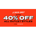 SurfStitch - 2 Days Sale: Extra 40% Off Up to 80% Off Outlet Styles (code)