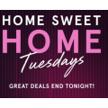 MYER - Tuesday Special: 50% Off Manchester Including Bedlinen, Towel, Quilts, Pillows & Protectors