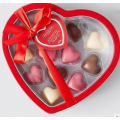 Target - The Fabulous Food Company Belgian Chocolate Valentines Gift Box 120g $2.5 (Was $10)