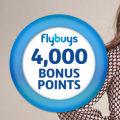 Target - Collect 4000 Flybuys Bonus Points w/ Click&Collect Orders - Minimum Spend $100 (code)! Online Only
