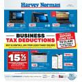 Harvey Norman - Tax Deductions Tech Frenzy - Starts Today [Deals in the Post]