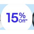 eBay - Tech Sale: 15% Off 1200+ Items - No Minimum Spend (code)! Max. Discount $500