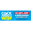 The Good Guys - Click Frenzy Mayhem: 10%-20% Off Huge Range of Items (code)! Online Only