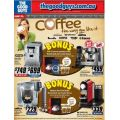 The Good Guys Catalogue: Discount Prices and BONUS Gifts on Coffee Machine Purchases