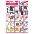 Baby Clearance Sale @ Toys R Us - Starting 09 October 2013