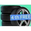 TYROOLA - Buy 3 Get 1 FREE Tyres