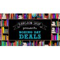 Book Depository - Boxing Day 2016 Deals: Up to 50% Off Sitewide + Free Shipping