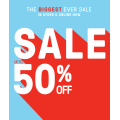Just Jeans - Biggest Sale Ever - Up to 50% Off Storewide e.g. Kelly Knot Espadrille $10.5 (Was $39.95)