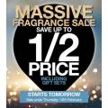 Priceline - 3 Days Massive Fragrance Sale: Up to 50% Off Fragrances Incld. Gift Sets - Starts Tues, 12th Feb