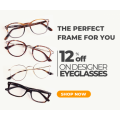Vision Direct - 12% Off Designer Glasses + Free Delivery (code)! Today Only