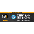 First Choice Liquor: Black Friday Daily Deal: Collect 2000 Flybuys Bonus Points - Minimum Spend $50