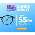 VisionDirect - Click Frenzy: 15% Off Eyeglasses; 12% Off Designer Eyewear; 50% off Arise Eyewear (codes)