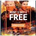Video Ezy - Rent 1 Movie Get 1 Free (code)! Today Only