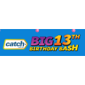 Catch - Big 13th Birthday Bash Sale - Starts 10 AM Thurs,10th Oct
