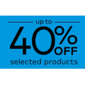 Vistaprint - 2 Days Sale: Up to 40% Off Selected Products (code)