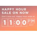 Virgin Australia - Happy Hour Sale: Domestic Flights from $85! Ends 11 PM, Tonight