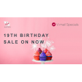 Virgin Australia - 19th Birthday Sale: Up to 30% Off Domestic & International Flight Fares