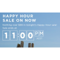 Virgin Australia - Happy Hour Sale: Domestic Flights from $69! Ends 11 PM Tonight