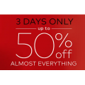 Vistaprint - 2 Days Sale: Up to 50% Off Everything (code)