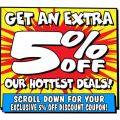 JB Hi-Fi - Wicked Saturday 1 Day Sale: Up to 50% Off Storewide + Extra 5% Off Coupon