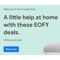 Google Store - Latest EOFY Deals: Google Nest Mini $29 (Was $49); Google Home Mini $29 (Was $39); Nest WiFi Router & 2 Point $449 ($100 Off) etc.