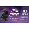 Wireless 1 - Singles Day Sale: 11% Off Selected Products (code)! 4 Days Only