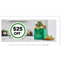 Woolworths - $25 Off Everything - Minimum Spend $120 (code)