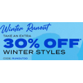SurfStitch - Winter Runout Sale: Extra 30% Off on Up to 70% Off Clearance Items (code) - 3 Days Only