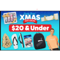 Catch - Nothing Over $20 Christmas Sale: Up to 75% Off 2314+ Clearance Items - Starts Today