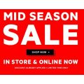 Yd - Mid Season Sale - 50-67% Off Fashion Clothing & Accessories (In-store & Online)