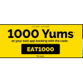 The Fork - 1000 Yums for Booking Restaurant (code)! Save $20